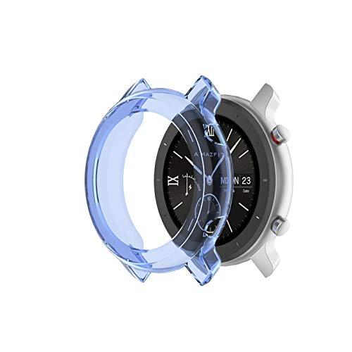 PANGTOU Funda para reloj Huami Amazfit GTR de 42 mm TPU