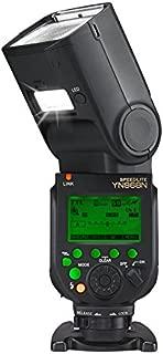 YONGNUO YN968N スピードライト ニコン仕様 LEDライト付 フラッシュ i-TTL/TTL自動調光ストロボ YN622N/YN685N/RF603・605と通信可能