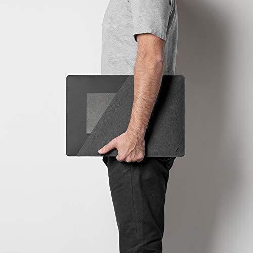 "NATIVEUNIONStowSlimSleeveMacBookPro15""-16""対応(2016-2020)-プレミアム薄型スリーブケースマグネットク式開閉(Slate)"