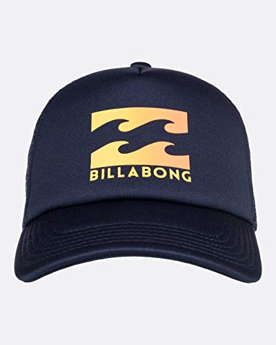 BILLABONG Podium-Gorra Trucker para Chicos, Niños, Navy, U