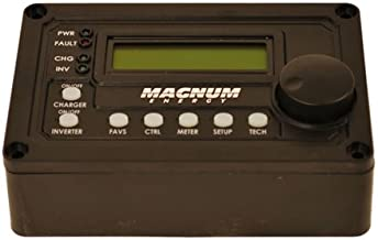 Magnum Energy Advanced Remote Control with Digital LCD Display and 50' Cable (ME-ARC50)
