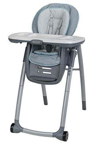 Graco Table2Table 7 in 1 Convertible High Chair, Layne