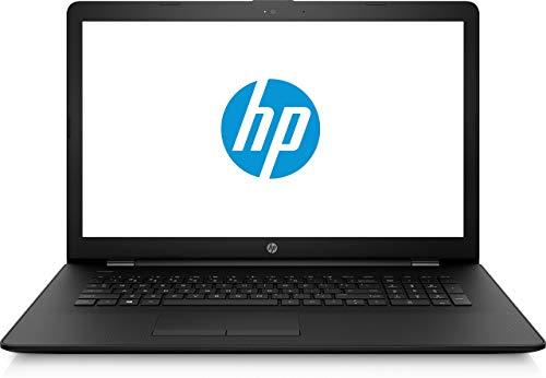 HP 17-BS049DX 17.3-inch HD+ WLED-backlit (1600x900) Display Laptop PC, 7th Gen Intel Core i5-7200U Processor, 8GB DDR4 RAM, 1TB HDD, HDMI, DVD +/- RW, Windows 10 (Renewed)