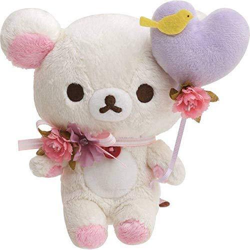 San-x Jinbei san Super Mochimochi Plush Toy stuffed Size M MR58301*