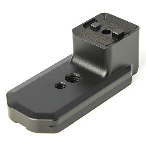 F-Foto Metal LF_C100400 - Pie de Objetivo para Canon EF 100-400 mm F4.5-5.6L (Placa de Objetivo Arca Tipo Zapata rápida)