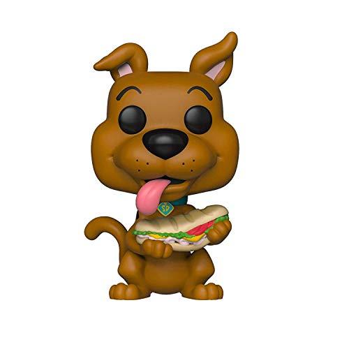 Figurines POP! Vinyle: Animation: Scooby Doo - Scooby Doo w/ Sandwich