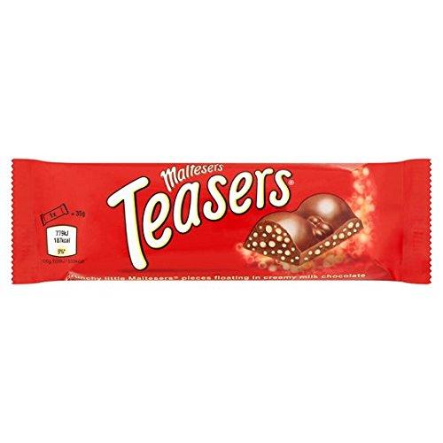 Maltesers teaser bar single 35 gr | 24x | Gesamtgewicht 840 gr
