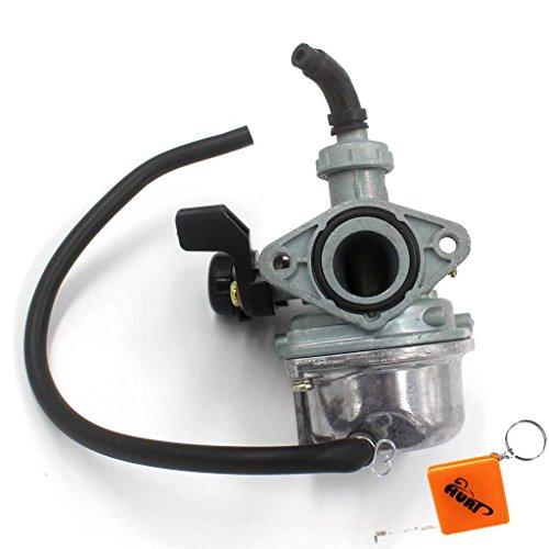 HURI Vergaser PZ19 für 110ccm 125 cc KinderQuad MiniQuad Dirtbike PitBike 125cc 4-Takt Motoren