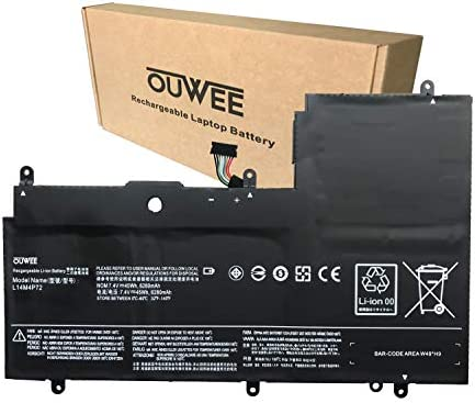 OUWEE L14M4P72 Laptop Battery Compatible with Lenovo Yoga 3 14inch Yoga 3 1470 IdeaPad Yoga product image
