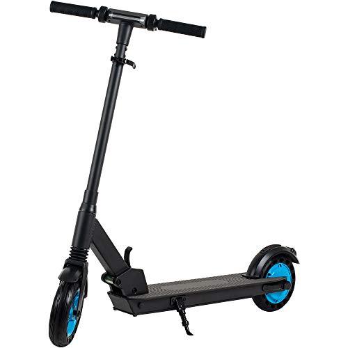 Scooter eléctrico de 8 Pulgadas, 36V 6Ah 350 W Velocidad máxima 25 km/h 20-30 km Scooter Plegable para desplazamientos Diarios