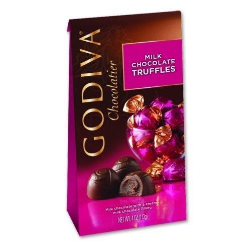 GODIVA Chocolatier Wrapped Milk Bags Truffles Chocolate Award-winning store Free shipping on posting reviews Large