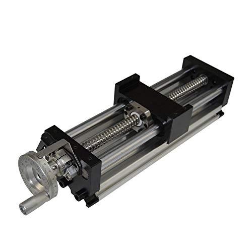 TOPCHANCES 600mm Travel Length Linear Stage Actuator DIY CNC Rou