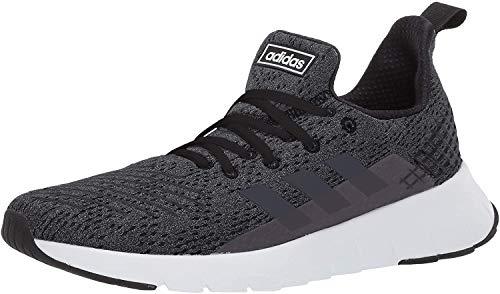 adidas Men's Asweego Running Shoe, Black/Grey/Grey, 11.5 M US