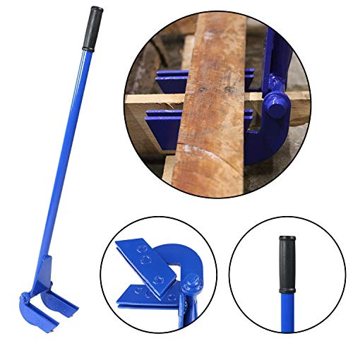 """Pallet Buster- Heavy Duty Pallet Breaker with Bar Handle, Easily Break Down Pallets with Little to No Waste, 41"""" Pry Tool, a U.S. Solid Product"""