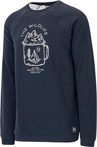 Picture Organic Sweat Lifer Dark Blue
