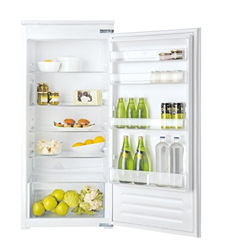 Hotpoint S 12 A1 D/HA Einbau-Kühlschrank, 210 l, A+, Weiß, SN-T, 35 dB, A+, Weiß