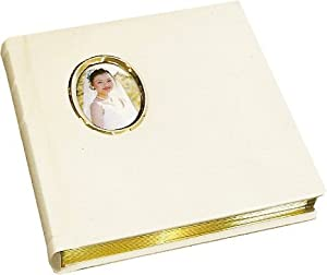 Art Style Albums Professional Ivory 10x10 Wedding Photo Album with Mats 50 Pages