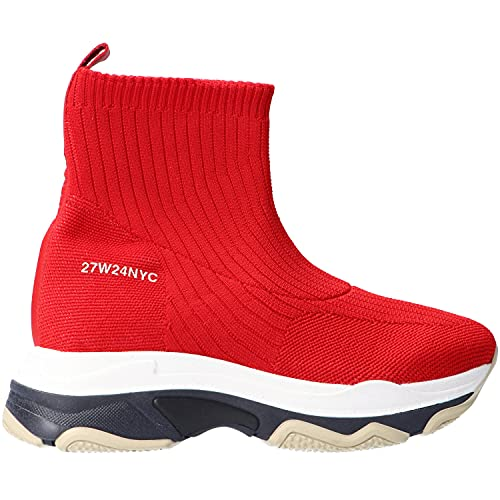 Fornarina - Socks Shoes - Rosso 40