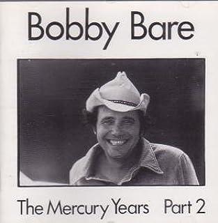 Mercury Years 1970-72 Vol 1-2-3 by Bobby Bare