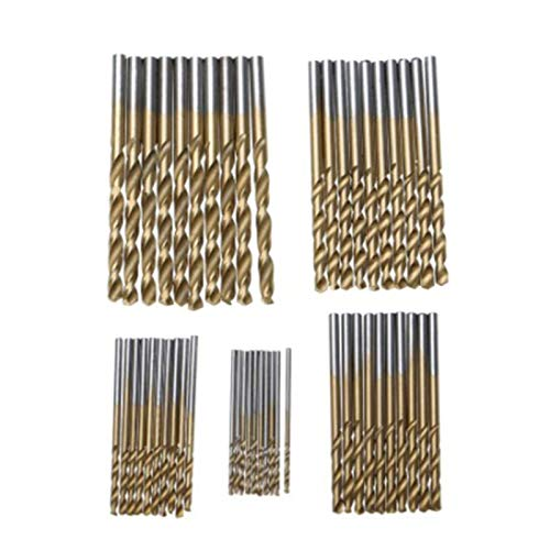 xiaoying Many Kinds of high Speed Steel Titanium Coated Twist Drill bit Straight Shank bit Hand Drill