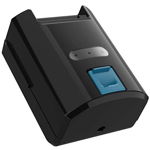 INSE Ersatzakku für N5 Akku-Staubsauger Wiederaufladbar Batterie