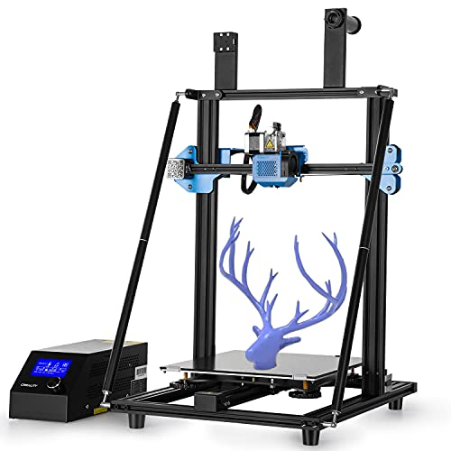 Official Creality CR-10 V3 3D Printer DIY FDM 3D Printer Kit With Removable Carborundum Glass Platform,Two-way Cooling Nozzle And Resume Printing Function Build Volume 300x300x400mm