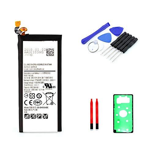 kaputt.de AKKU Set Batterie für Samsung Galaxy Note 8 | 3300 mAh | 3,85 V | EB-BN950ABE | DIY Reparaturset