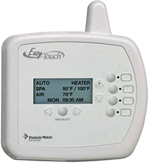 Pentair 520691 4 Auxiliary Wireless Remote Control Replacement EasyTouch Pool and Spa Automatic Control Systems