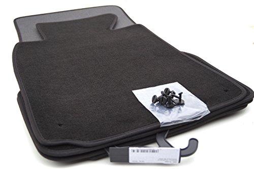 Tapis de sol pour bMW série 5 (e39) original tapis épouse de 4 pièces (noir)