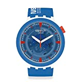 Reloj Swatch Big Bold Ceramic SB03Z100 Jumpsuit Edición Especial NASA