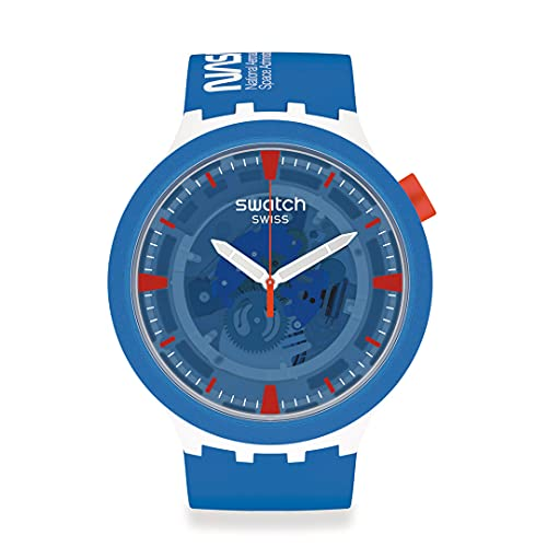 Orologio Swatch Big Bold Ceramic SB03Z100 JUMPSUIT Edizione Speciale NASA