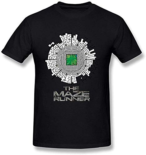 Men's The Maze Runner Summer T-Shirt Short Sleeve