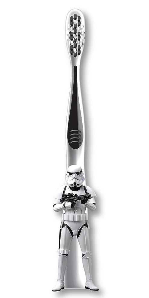 教えて法医学狂うFirefly Star Wars Stormtrooper Soft Toothbrush スターウォーズ 歯ブラシ ソフト
