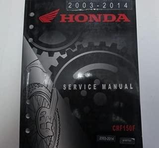 Best honda crf 150 service manual Reviews