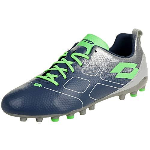 Botas de fútbol LOTTO Maestro 700 AG28 (42 EU, Azul)