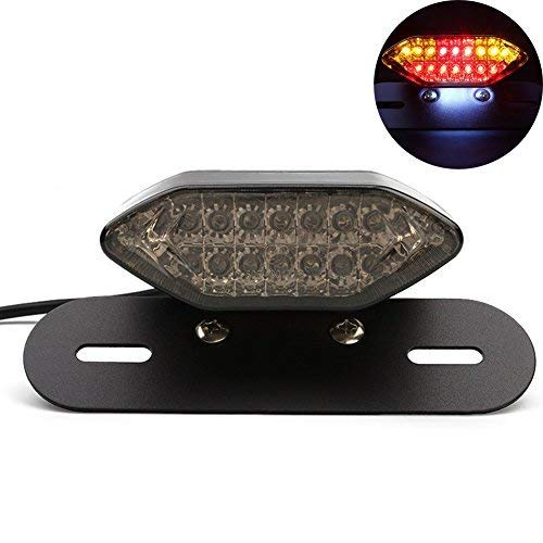 Brilliant Motorcycle Tail Light With Turn Signals Amazon Com Wiring Cloud Hisonuggs Outletorg