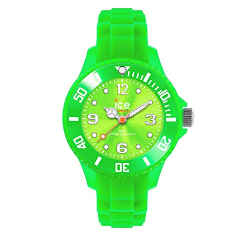 Ice-Watch - ICE forever Green - Boy's wristwatch with silicon strap - 000126 (Small)