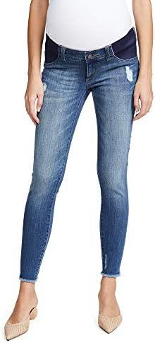DL1961 Women s Plus Size Maternity Emma Power Legging Jean Strobe 28 product image