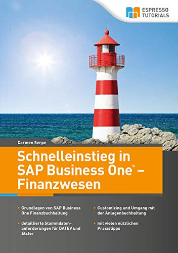 Schnelleinstieg in SAP Business One - Finanzwesen