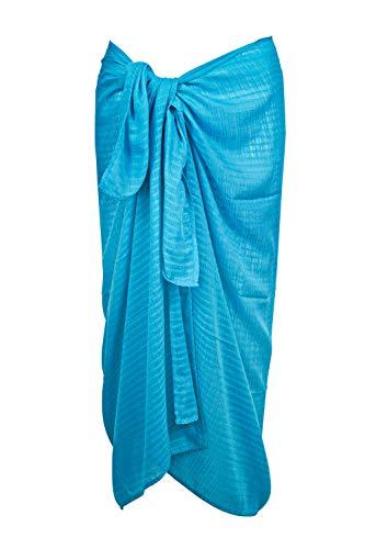 Lidea Pareo Größe OneSize, Farbe Blue Atoll