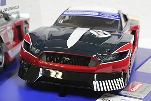 Carrera 30939 Ford Mustang GTY 1:32 Scale Digital Slot Car Racing Vehicle for Carrera Digital Slot Car Race Tracks