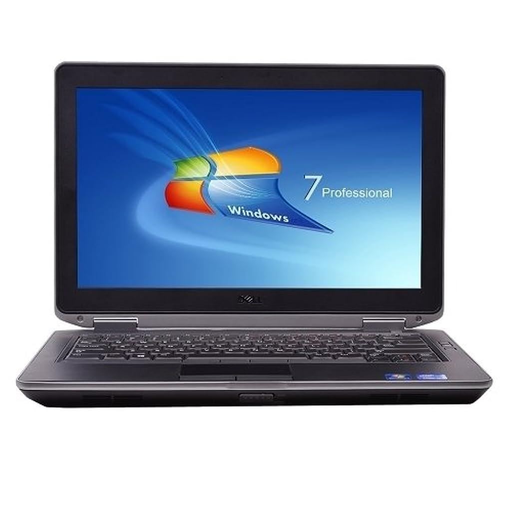 Dell Latitude E6330 Premium-Built Business Lightweight Laptop (Intel Core i5-3340M X2 2.7GHz 4GB 320GB) DVD+/-RW 13.3'' Windows 7 Professional (Black)