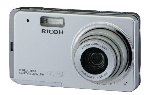 Ricoh Caplio R50 - Digitalkamera - Kompaktkamera Ricoh