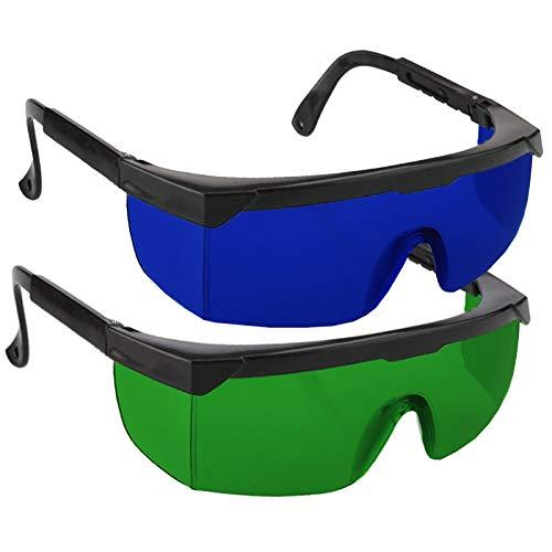 Tillmann's® Gafas Depilacion Laser 2 Unidades - Gafas Prote