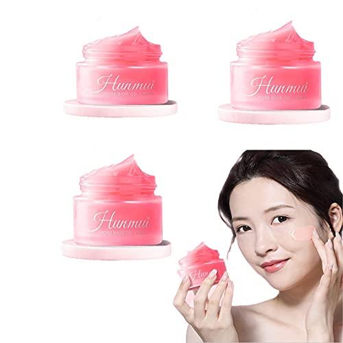 2021 New Magic Perfecting Base Face Primer Debajo de La Base Crema Retráctil de Poros, Antiarrugas/Encoge Los...