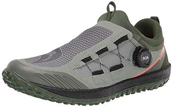 Saucony Men s Switchback 2 Trail Running Shoe Pine/Orange 12