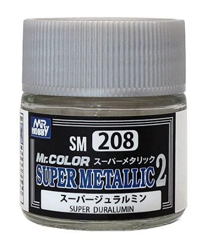 Mr.カラー スーパーメタリック2 スーパージュラルミン