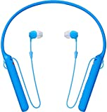 Sony WI-C400 Wireless Bluetooth in-Ear Neck Band Headphones with 20 Hours Battery Life