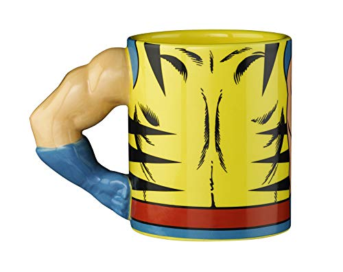 Exquisite Gaming Wolverine Meta Merch - Taza Lobezno - Disney - Marvel