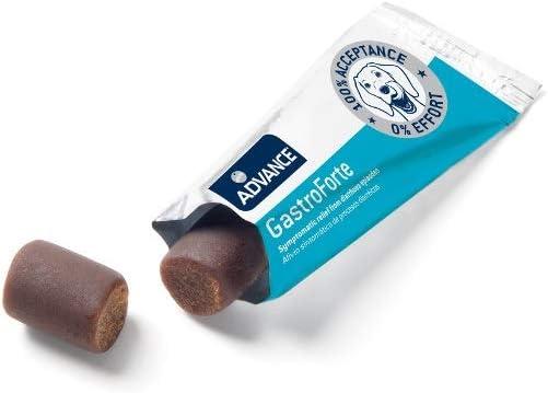 ADVANCE DermaForte - Suplemento Nutricional Para Perros Con Problemas Atópicos - Caja De 20 Sobres Con 2 Partículas De 5 g - Total 200 g
